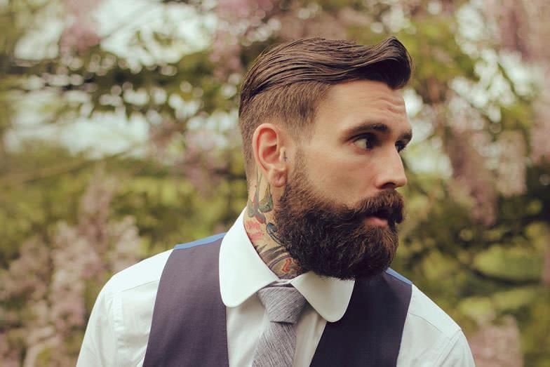Préférence une barbe au poil! | design moi une chemise CU25
